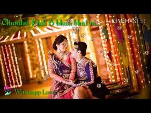 Ras ramva ne velo aav aav aav shyam | Latest garba love whatsapp status video