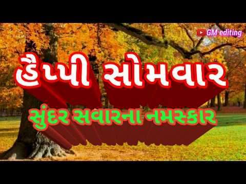 Good Morning Gujarati Status Video Status143com