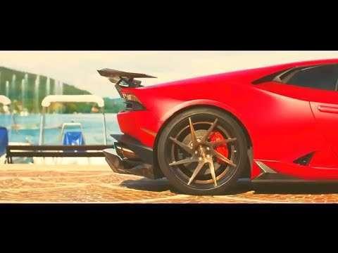 Red   car status video