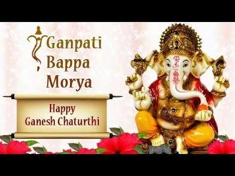 Happy Ganesh Chaturthi Status| Ganpati bappa Status 2018| Ganpati Special Watsapp Status 2018