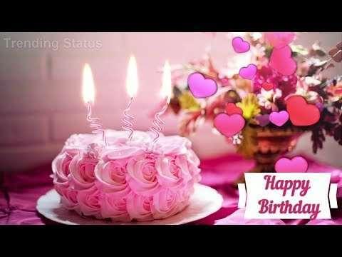 Magical birthday cake | brithday status video