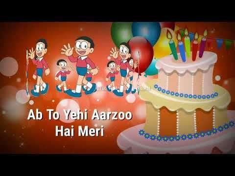 Sal bhar m sabse pyara hota h ek din | Birthday wish status