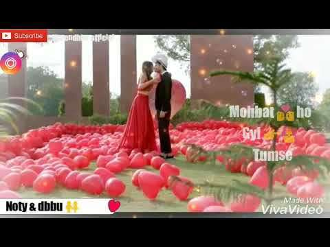 Dil ne ye kaha hai dil se | romantic status video