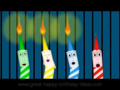 Happy Bday Singing | Candles | candle  brithday video