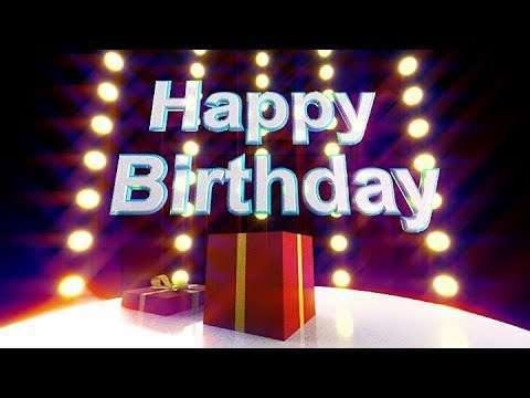 Happy Birthday Video status| special wish whatsapp status video