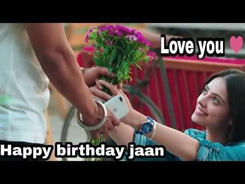 Brithday Happy birthday status video | New love romantic | birthday status video