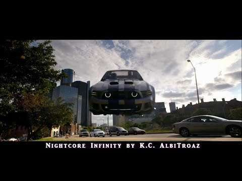 Need for Speed Mustang Shelby Jump car status video