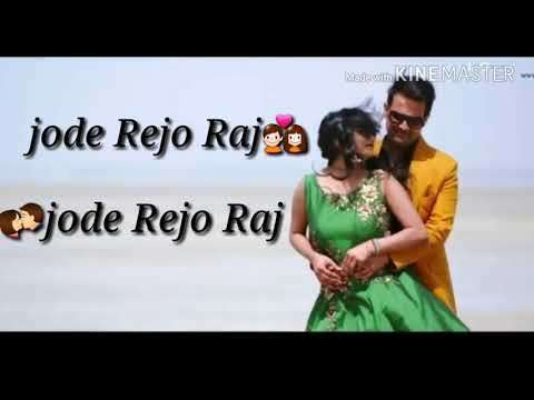 Jode Rejo Raaj Song  | garba special status video