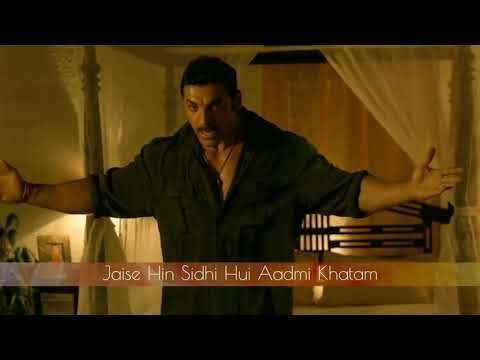 Attitude Hindi whatsapp status video | dialogue status