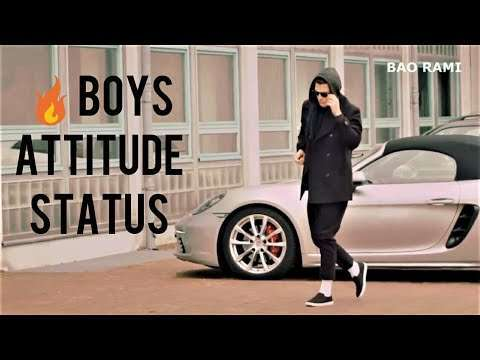 BOYS ATTITUDE STATUS | HOLLYWOOD WHATSAPP STATUS | ROCKSTAR